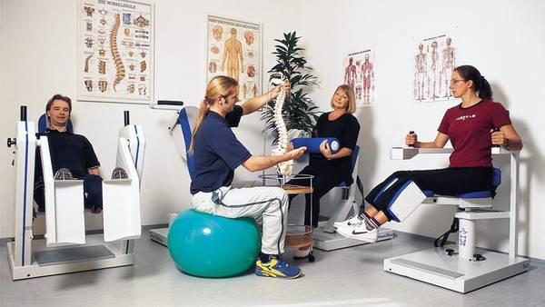 Rehabilitationssport (Reha) und Gesundheitssport in Mainz, gefördert durch die Krankenkasse